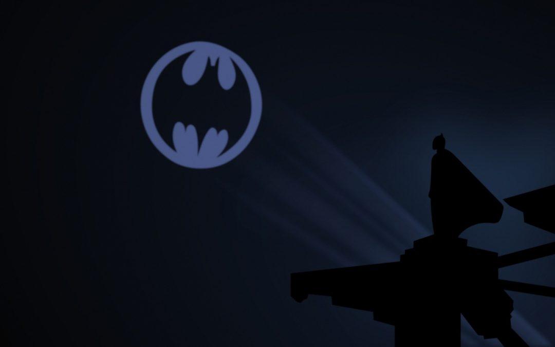 Forget Clark Kent. We are all Bruce Wayne; we can all be Batman.