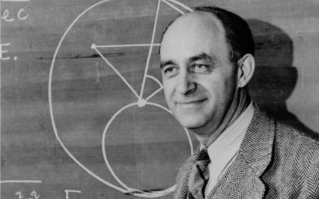 A meeting with Enrico Fermi   Keep it simple!