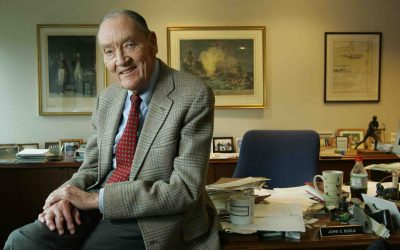 Jack Bogle: Still scolding after all these years