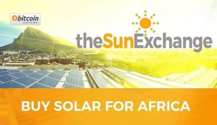 Sun Exchange P2P solar leasing platform successfully raises capital for expansion