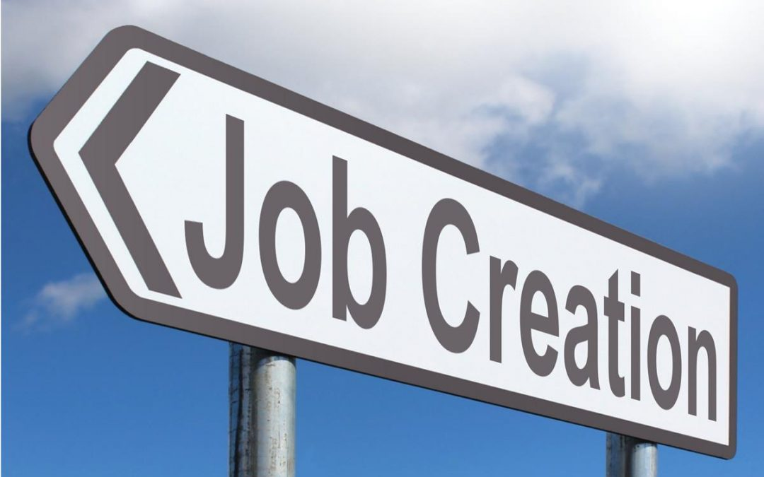 How much does it cost to create a job?