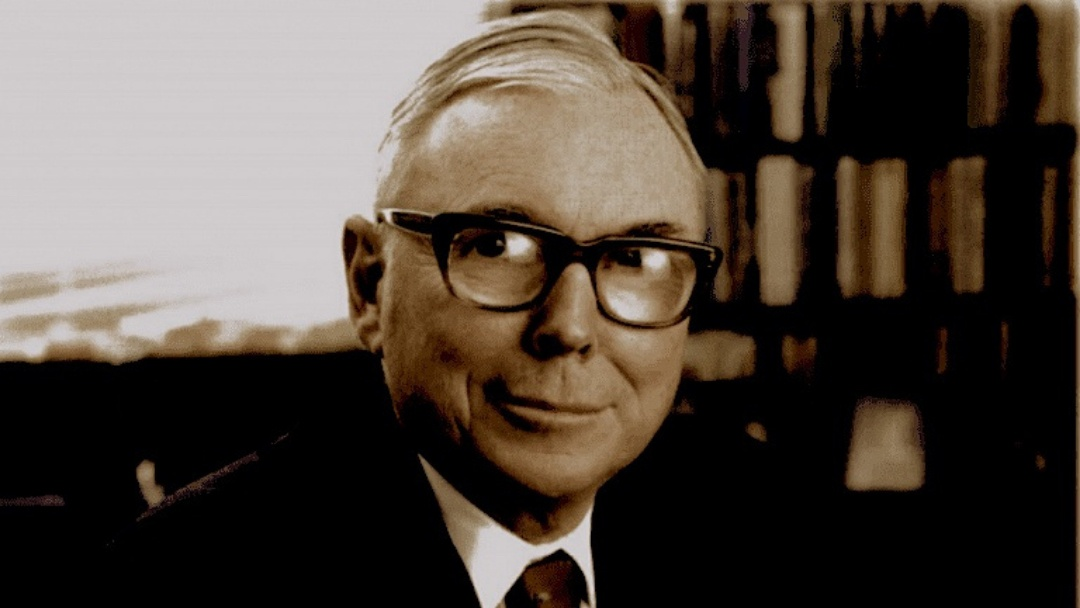 Charlie Munger_Sweat Your Assets