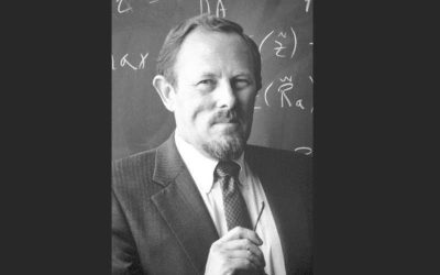 William F. Sharpe. The man who explained it all