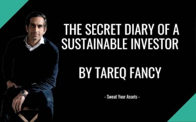 Tariq Fancy essay: the Secret Diary of a Sustainable Investor